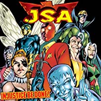 JSA: Injustice Be Done