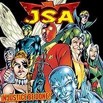 JSA: Injustice Be Done