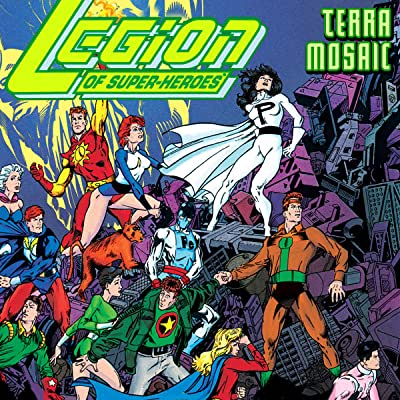 Legion of Super-Heroes: Terra Mosaic