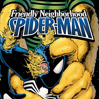 Friendly Neighborhood Spider-Man Vol. 3: Back in Black