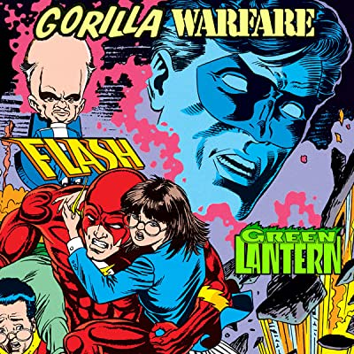 Green Lantern: Gorilla Warfare