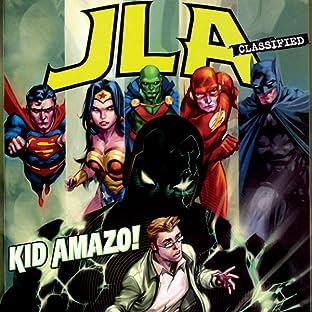 JLA: Kid Amazo