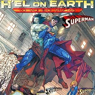 Superman/Superboy/Supergirl: H'el on Earth