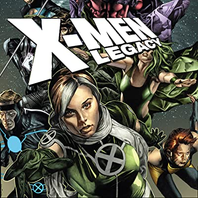 X-Men: Legacy - Five Miles South of the Universe