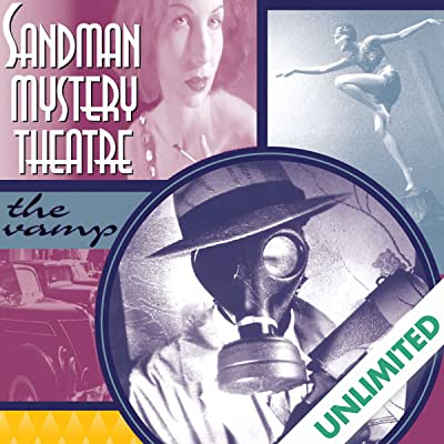 Sandman Mystery Theatre: The Vamp