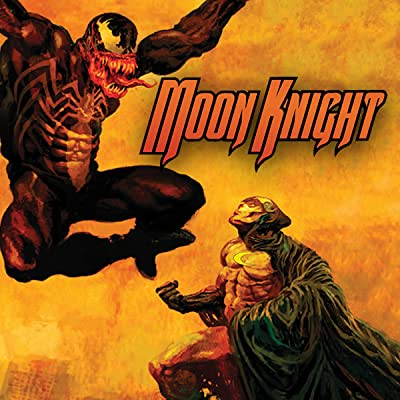 Moon Knight Vol. 4: Death of Marc Spector
