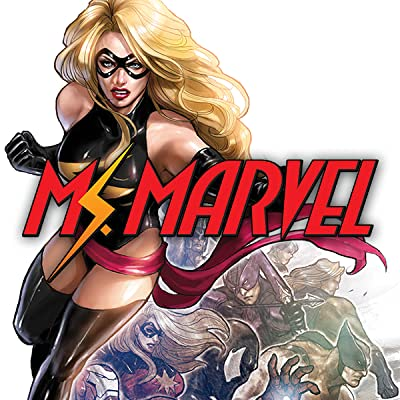 Ms. Marvel Vol. 8: War of the Marvels