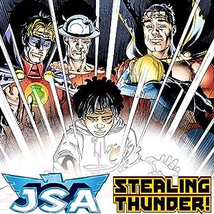 JSA: Stealing Thunder