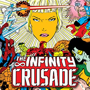 Infinity Crusade Vol. 2