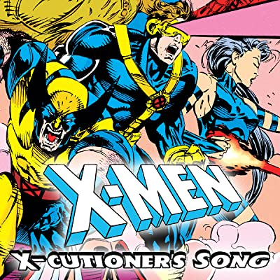 X-Men: X-Cutioner's Song