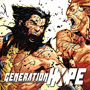 Generation Hope: The Future's a Four-Lettered Word