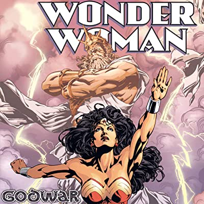 Wonder Woman: Godwar