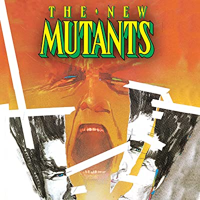 New Mutants Classic Vol. 4