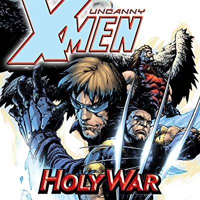 Uncanny X-Men Vol. 3: Holy War