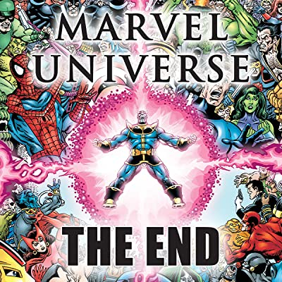 Image result for marvel universe the end
