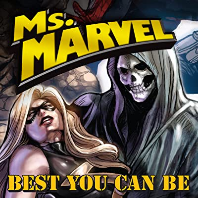 Ms. Marvel Vol. 9: Best You Can Be