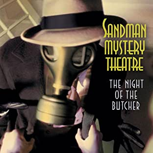 Sandman Mystery Theatre: Night of the Butcher