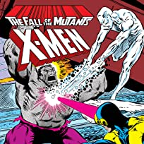 X-Men: Fall of the Mutants Vol. 2