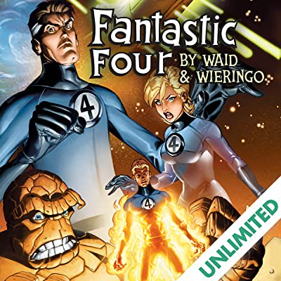 Fantastic Four by Mark Waid and Mike Wieringo Ultimate Collection Book 1