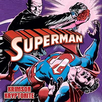 Superman: Krimson Kyptonite