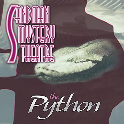 Sandman Mystery Theatre: The Python