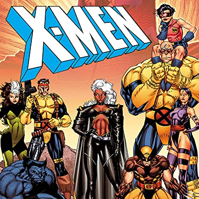 X-Men by Chris Claremont and Jim Lee