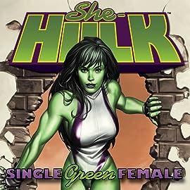 She-Hulk Vol. 1: Single Green Female