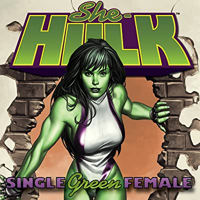 She-Hulk Vol. 1: Single Green Female