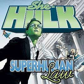 She-Hulk Vol. 2: Superhuman Law