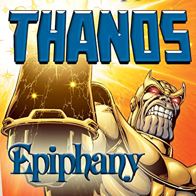 Thanos Vol. 1: Epiphany