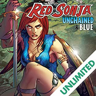 Red Sonja: Unchained & Blue