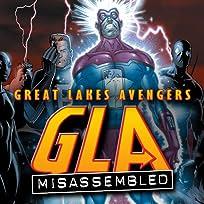 G.L.A. Vol. 1: Misassembled