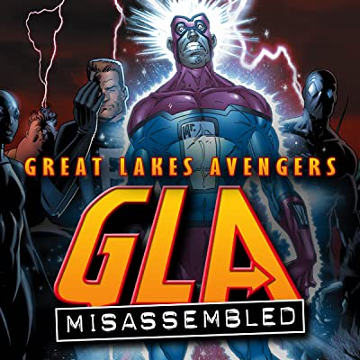 G.L.A. Vol. 1: Misassembled