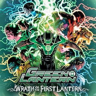 Green Lantern: Wrath of the First Lantern