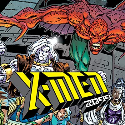 X-Men 2099 Vol. 1