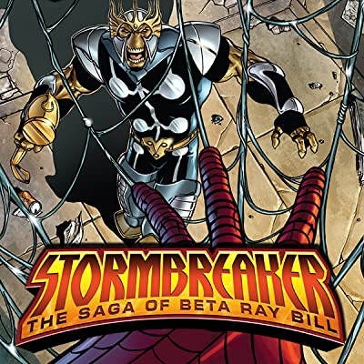 Stormbreaker: Saga of Beta Ray Bill