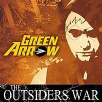 Green Arrow: The Outsiders War