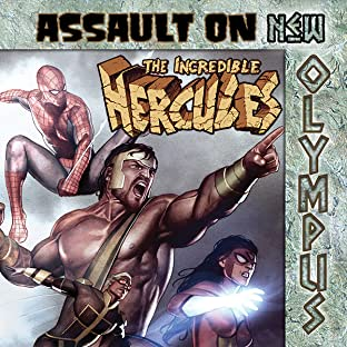 Incredible Hercules: Assault on New Olympus