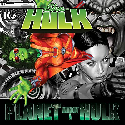 She-Hulk Vol. 5: Planet Without a Hulk