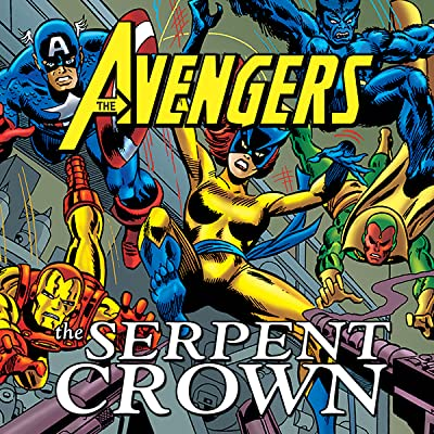 Avengers: The Serpent Crown