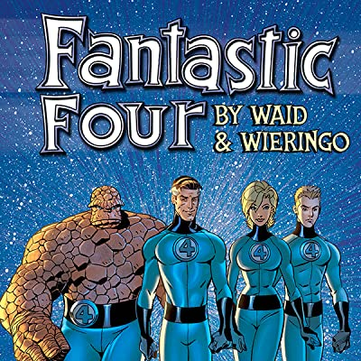 Fantastic Four by Mark Waid and Mike Wieringo Ultimate Collection Book 2