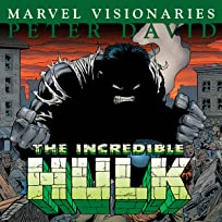 Hulk Visionaries: Peter David Vol. 1