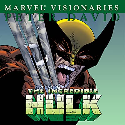 Hulk Visionaries: Peter David Vol. 2