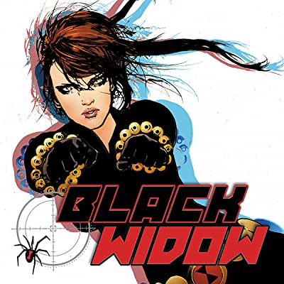 Black Widow: Kiss and Kill