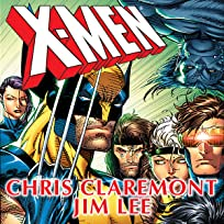 X-Men by Chris Claremont & Jim Lee Omnibus Vol. 2