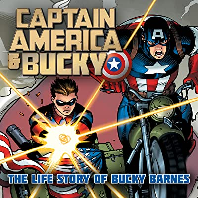 captain america and bucky the life story of bucky barnes marvelcaptain america and bucky the life story of bucky barnes