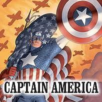 Captain America Vol. 1: New Deal
