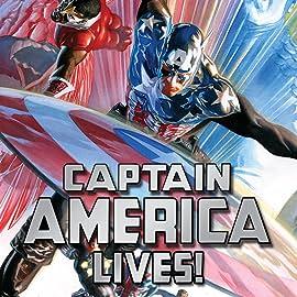 Captain America Vol. 4: Cap Lives
