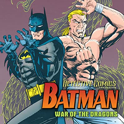 Batman: War of the Dragons
