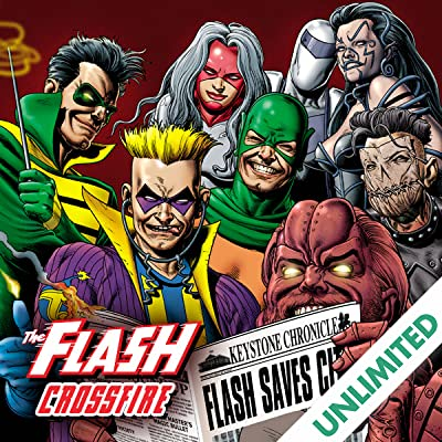 The Flash: Crossfire